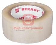 Скотч упаковочный 48 мм 150м., 50мкм, прозрачный REXANT 09-4204