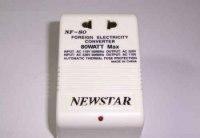 Преобразователь напряжения 220/110 150Вт NF-80