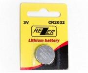 Батарейка Rezer CR2032