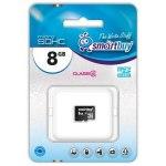 Карта памяти 8 Гб Smartbuy microSDHC Cl 4