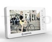 Монитор Tantos Amelie White, для видеодомофона, дисплей 7, цвет белый
