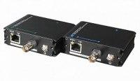 Удлинтель Ethernet сигнала с возможностью передачи POE RVI-PE