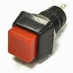 Кнопка PBS-21А-R on-off красная
