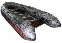 Надувная моторная лодка Спрут 340Т (слань+киль)