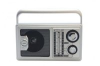 Радиоприемник Эфир-07 2xR20, 220В