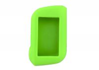 Чехол силиконовый для брелока StarLine A63, A93 Dialog, цвет зеленый