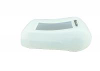 Чехол силиконовый для брелока SL A62, A92, А94 Dialog, цвет прозрачный