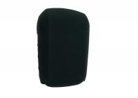 Чехол силиконовый для брелока SL A62, A92, А94 Dialog, цвет черный