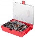 Гравер ЗУБР электрический с набором мини-насадок в кейсе, 219 предмета