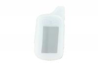 Чехол силиконовый для брелока Tomahawk TZ-9010, 9020, 9030, цвет прозрачный