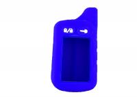 Чехол силиконовый для брелока Tomahawk TZ-9010, 9020, 9030, цвет синий