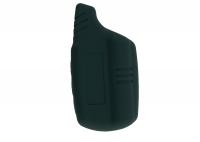 Чехол силиконовый для брелока SL B9, B6, B91, A61, A91 Dialog, цвет серый