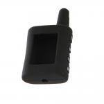 Чехол силиконовый для брелока Scher-Khan Magicar A, B, цвет черный