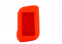 Чехол силиконовый для брелока StarLine A63, A93 Dialog, цвет красный