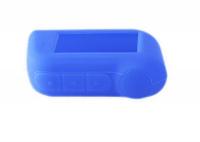Чехол силиконовый для брелока SL A62, A92, А94 Dialog, цвет синий