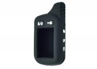 Чехол силиконовый для брелока Tomahawk TZ-9010,9020,9030, цвет черный