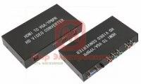 Конвертер HDMI в YPbPr/VGA+2RCA Rexant