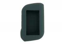 Чехол силиконовый для брелока StarLine A63, A93 Dialog, цвет серый