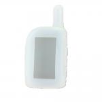 Чехол силиконовый для брелока Scher-Khan Magicar 3, 4, III, IV,  цвет прозрачный