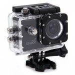 Экшн-камера SJCAM SJ4000 WiFi, цвет чёрный