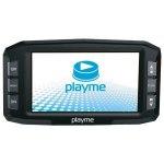 Видеорегистратор автомобильный Playme P200 Tetra+радар детектор (GPS-база данных)