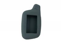 Чехол силиконовый для брелока Tomahawk X3, X5, цвет серый