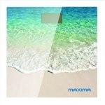 Весы напольные Maxima MS-017, тема Пляж