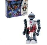Электронный конструктор Робот-акробат, ходит, работает от батареек