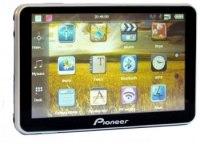 Навигатор Pioneer 5,0 автомобильный (Навител), экран 5