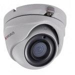 Видеокамера HiWatch DS-T303 (2,8мм), 3Мп, HD-TVI, купольная