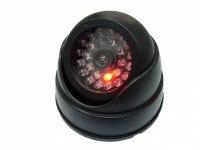 Муляж Орбита AB-BX-18Y, купольная видеокамера, пластик, цвет черный