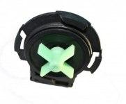 Насос Plaset PMP011AD 30W 4 защелки,конт. сзади под фишку