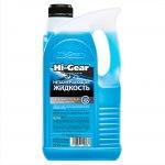 Жидкость Hi-Gear, для стеклоомывателя, -25С, 5л