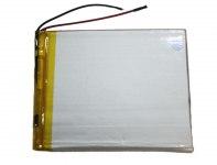 Аккумулятор Li-ion 3,7В 3500мАч 95х75x4мм