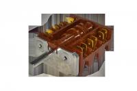 Переключатель электроплиты 12 контактов