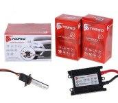 Комплект ксенона TORSO HB3 4300K, DC, постоянный ток