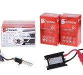 Комплект ксенона TORSO HB3 5000K, DC, постоянный ток
