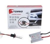 Комплект ксенона TORSO HB3 5000K, AC, переменный ток