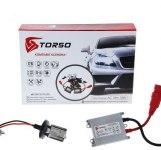 Комплект ксенона TORSO H4S-L 4300K, AC, переменный ток