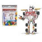 Конструктор металлический Кибер-Робот, 317 деталей