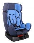 Кресло детское Siger Диона, группа 0+/1/2, цвет голубой