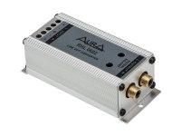 Линейный преобразователь Aura RHL-0602, 2х канальный RCA адаптер высокого уровня
