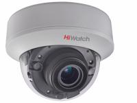 Видеокамера HiWatch DS-T507 (2,8-12мм), 5Мп, HD-TVI, купольная