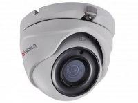 Видеокамера HiWatch DS-T503В (2,8мм), 5Мп, HD-TVI, купольная