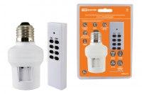 Комплект для беспроводного управления освещением ПУ3-П1.1-Е27 (1приемник) Уютный дом TDM
