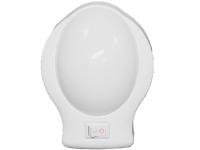 Ночник LED ОВАЛ 0.5Вт с выкл TDM