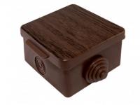 Коробка распределительная 65*65*50 IP54 4 входа с крышкой БУК ОП TDM