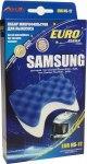 Набор микрофильтров для пылесоса Samsung, 2 шт., многоразовый EUROCLEAN EUR HS-12