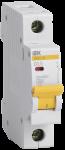 Автоматический выключатель 1-фазный 0,5А х-ка С ИЭК