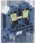 Зажим наборный ЗНИ-10мм2 (JXB70А) синий ИЭК